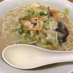 リンガーハット - 料理写真:長崎ちゃんぽん:麺増量2倍