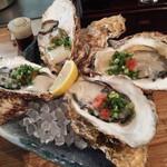 さかなの台所 オリエンタル - 料理写真:生牡蠣