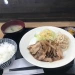おあじ食堂 - 料理写真: