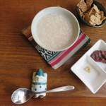 幸 - 料理写真:食べる生甘酒(雑穀入り)