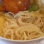 幻霜餃子文菜華 - 麺