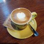 bondolfi boncaffē - カフェマキアート350円