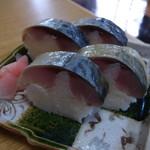 81091993 - 鯖寿司