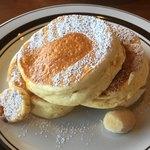 81092405 - リコッタチーズのパンケーキ