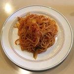 CAFE DE FAN FAN - スパゲッティナポリタン