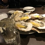 81093273 - 生牡蠣6個盛り