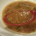 紅 - スープ