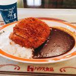 ハングリーベア・レストラン - ポークカツカレー980円