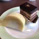 プリーモ・チーズカフェ - 料理写真: