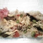 木もれび - ちらし寿司