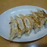 赤穂らーめん麺坊 - 焼き餃子