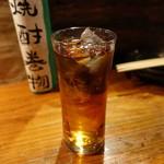 焼とんyaたゆたゆ - ☆烏龍茶(^o^)丿☆