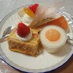 オンフルール - 料理写真:
