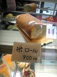 リゼット - 米ロール 900円