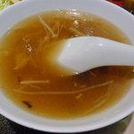 8110255 - ランチのスープ