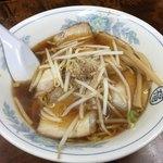 丸福中華そば - チャーシュー麺