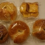 パン工房KUU - 料理写真: