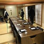 81103361 - 広々とした和室の個室はありがたい。