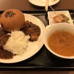 JALファーストクラスラウンジ 羽田空港国際線 - あんぱんじゃなくて高菜パン