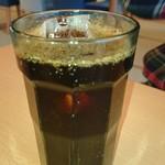 龍宮殿本館 - アイスコーヒー