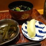 大黒寿司  - リンゴ!