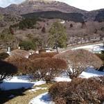 龍宮殿本館 - 客室から駒ケ岳を望む