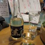 81110566 - 千歳鶴 純米 生酒 800円 (2018.1)