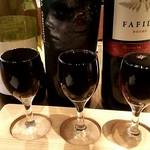 串揚げとワイン はち -
