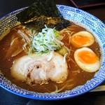 麺楽屋 - コク醤油