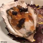 エヴィエ - 厚岸産の牡蠣まるえもん