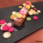 エヴィエ - 飯田牧場産の豚肉のロースト