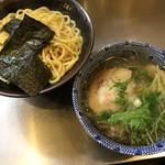 めん屋 桔梗 - 塩つけ麺大盛(あつもり)