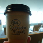 ショコラティエ マサール - コーヒー 380円