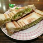 81115743 - 野菜サラダプレスサンド【F】