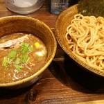 二代目えん寺 - つけ汁と麺