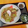海風 - 料理写真:沖縄焼きそば定食
