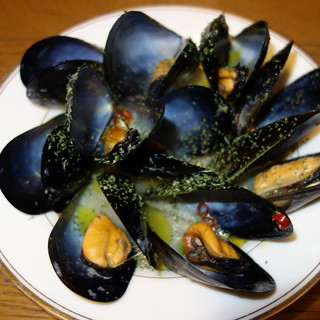絶品!!ムール貝のイタリア風漁師蒸し