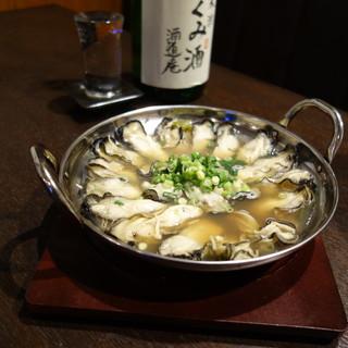 牡蠣だらけ!!
