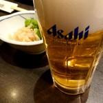 81118547 - 生ビール(スーパードライ)550円