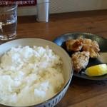 平八郎 - 唐揚げ定食