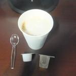 快活CLUB - 最後はノンビリコーヒーで(2018.1.7)