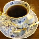ビッグベン - ホットコーヒー