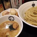 紋次郎 - 1802_紋次郎 梅田第2ビル店_特製つけ麺(300g)@980円