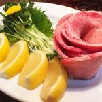 柳家 - 料理写真:上タン塩、おすすめ