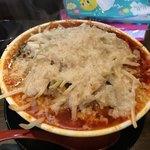 麺屋 次男坊 - 料理写真:もやし中華大盛(¥860)+辛口(¥20)+辛さ増し(¥20)