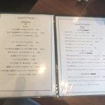 トラットリア エ ピッツェリア リンカント - 前菜とピッツァのメニュー