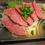 居酒屋いちごいちえ - 料理写真:牛のたたき