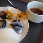 バルケッタ - マリネとスープ