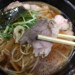 麺哲 - 旨過ぎる叉焼