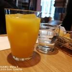 ピッツェリア カンパニーレ - オレンジジュース